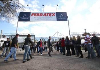 """14ª edição da """"Febratex 2014 – Feira Brasileira para a Indústria Têxtil"""""""