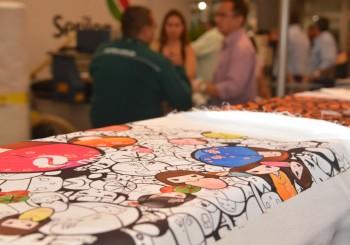 Feiras, Congressos e Empreendimentos Tecnotêxtil Brasil 2015